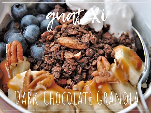 Dark-Chocolate Granola