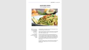 Rezept als PDF