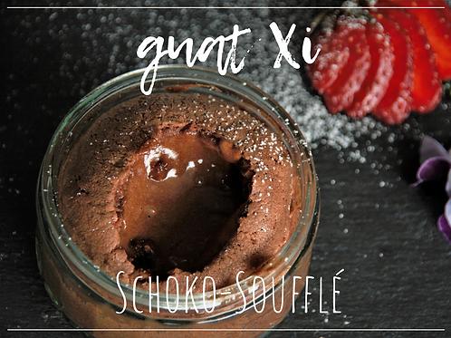 Schoko-Soufflé