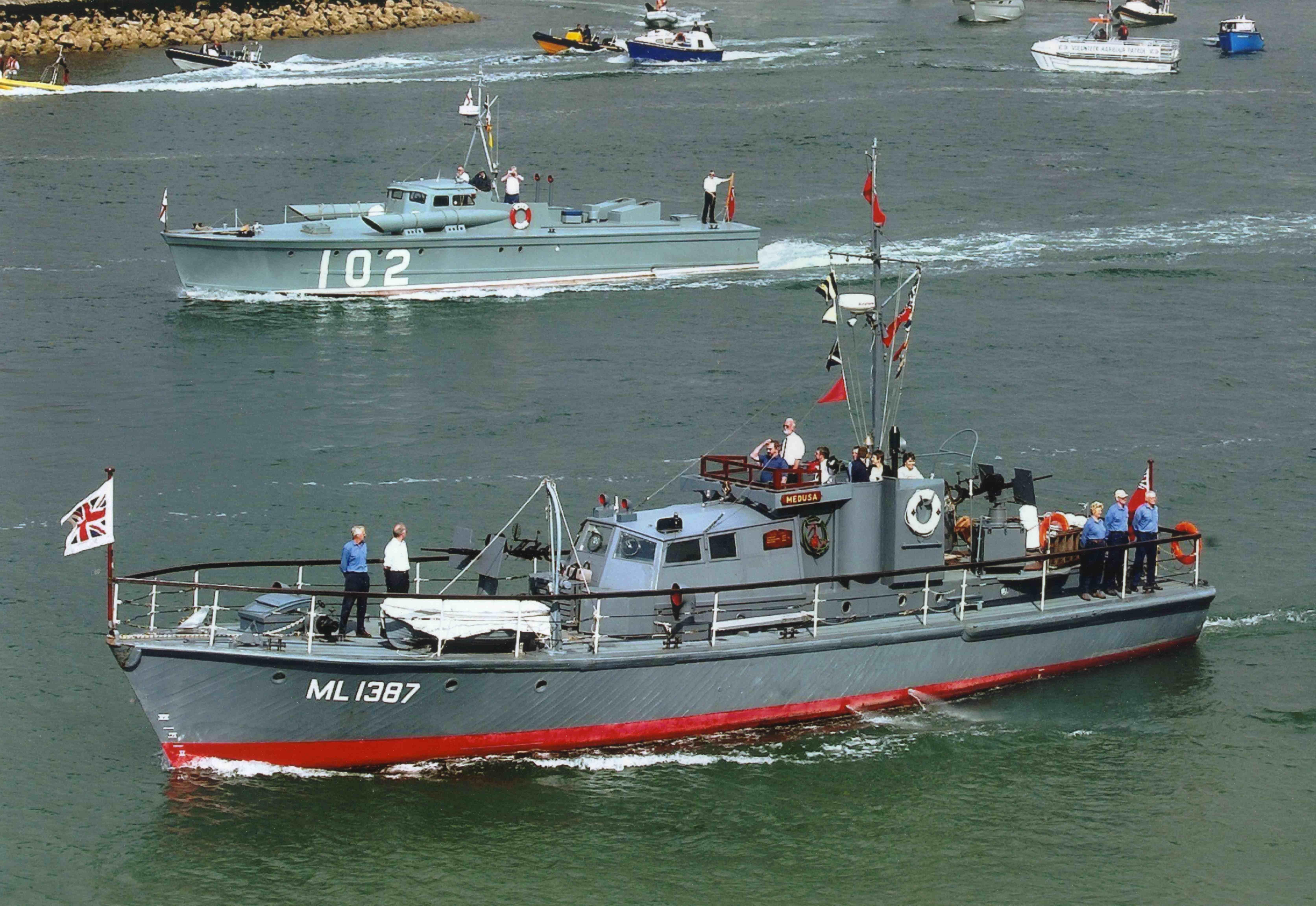 HMS Medusa