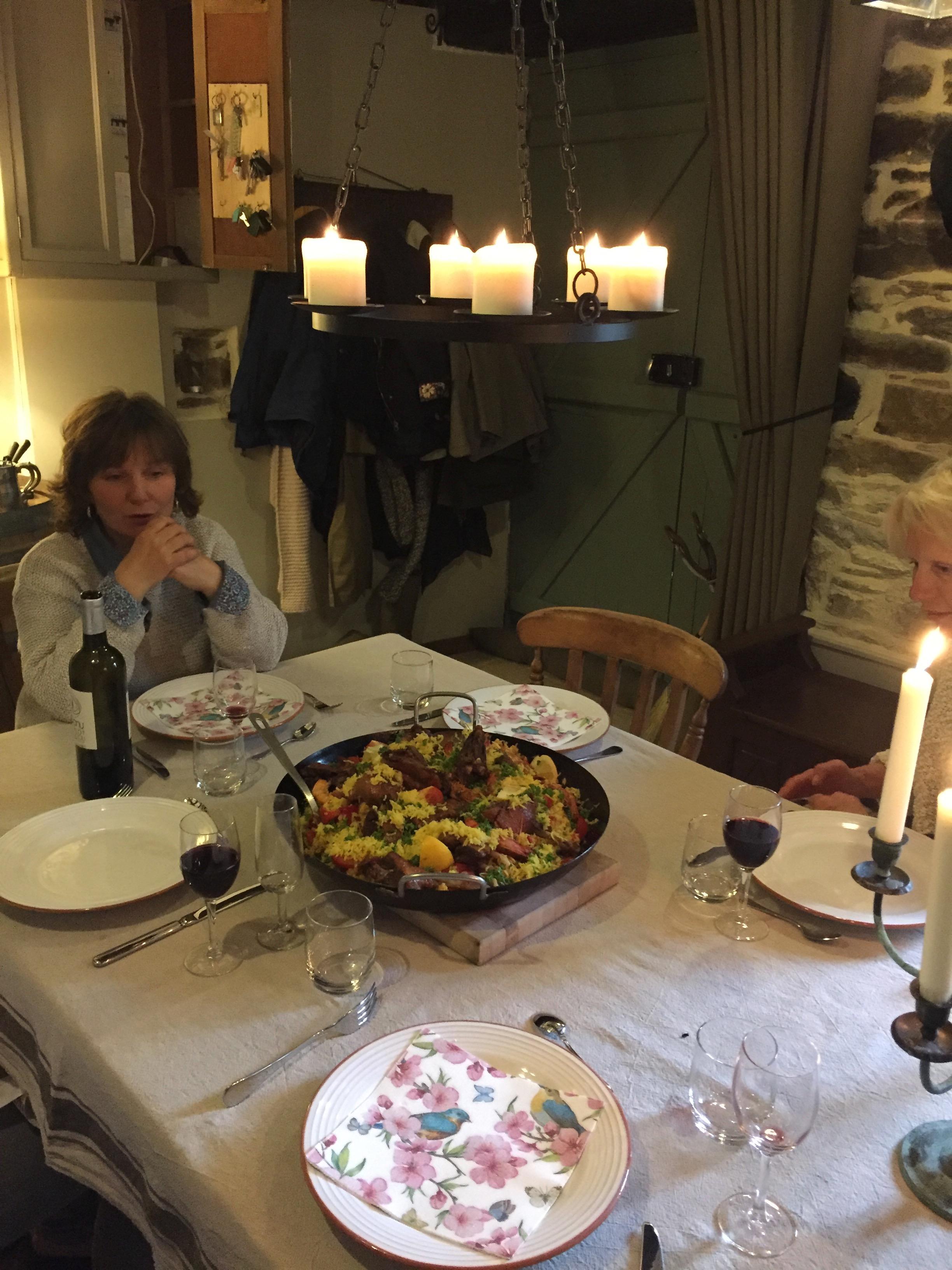 Gourmet Night ll