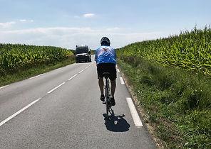 Close to Mont St. Michel