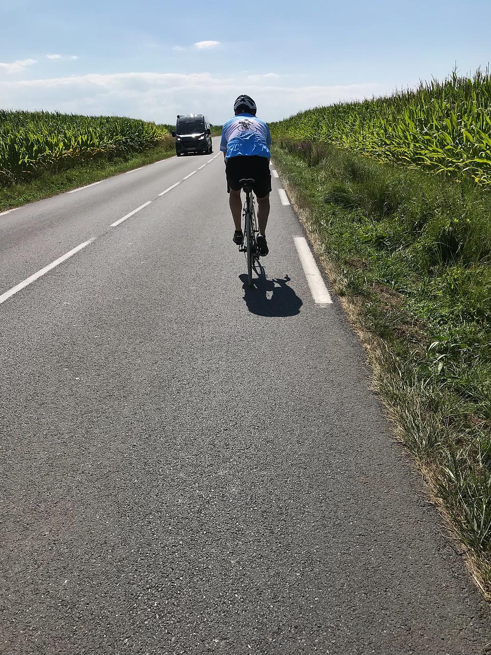 The road to Ardevon