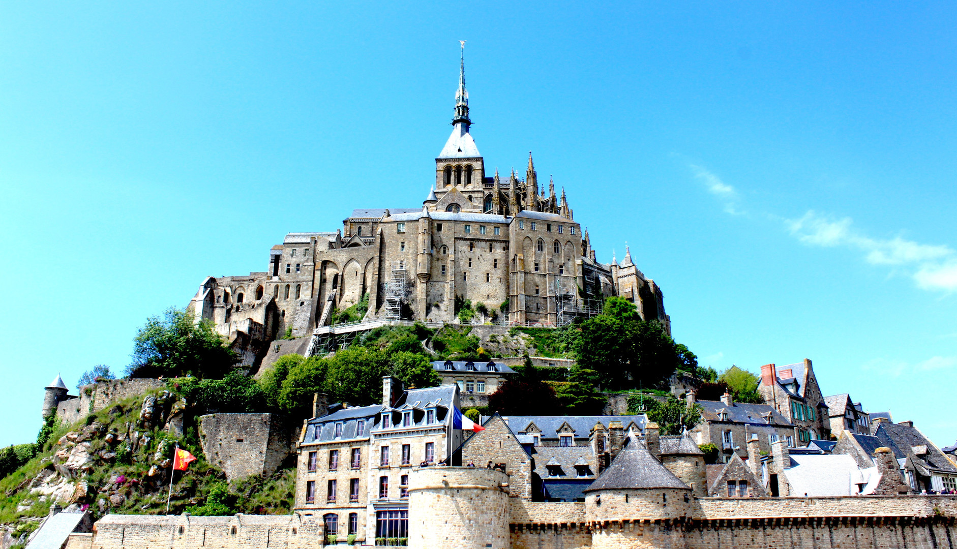 Le Mont St. Michel