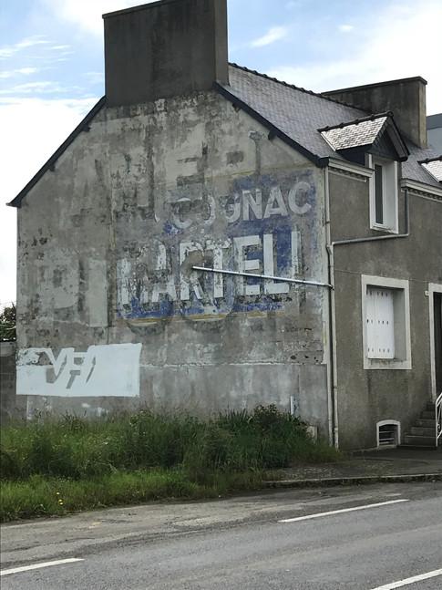 Advertising in Britanny