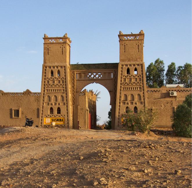 Merzouga Gate