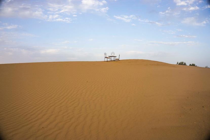 Dinner in the Dunes