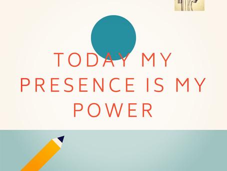 My SuperPower...