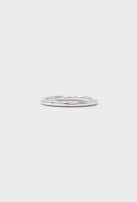 """U003 """" NORM """"RING / SILVER"""