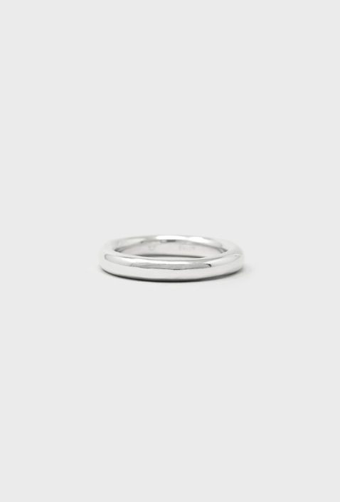 """U005 """" NORM """"RING / SILVER"""
