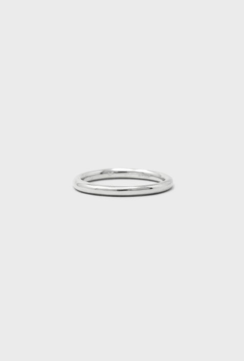 """U004 """" NORM """"RING / SILVER"""