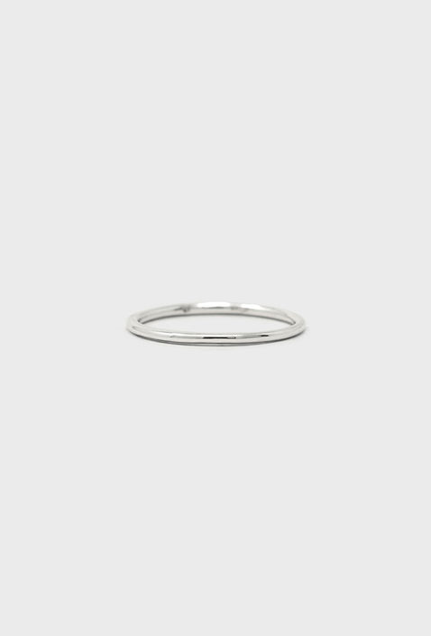 """U001 """" NORM """" RING / SILVER"""