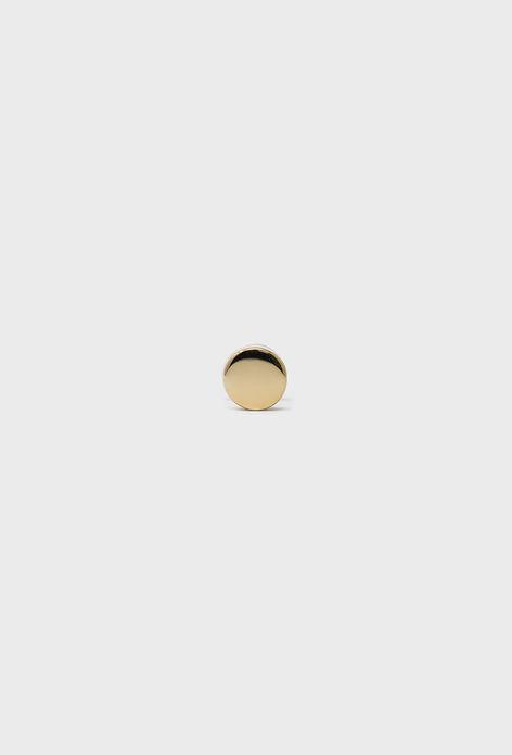 """U313 """" CIRCLE """" PIERCE / K10GOLD"""