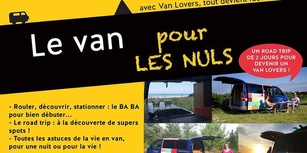 """Week-end """"le van pour les nuls"""" #4"""