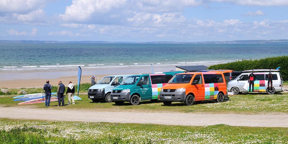 ANNULÉ // Trip windsurf 2021 Van Lovers x Secrets de Windsurf