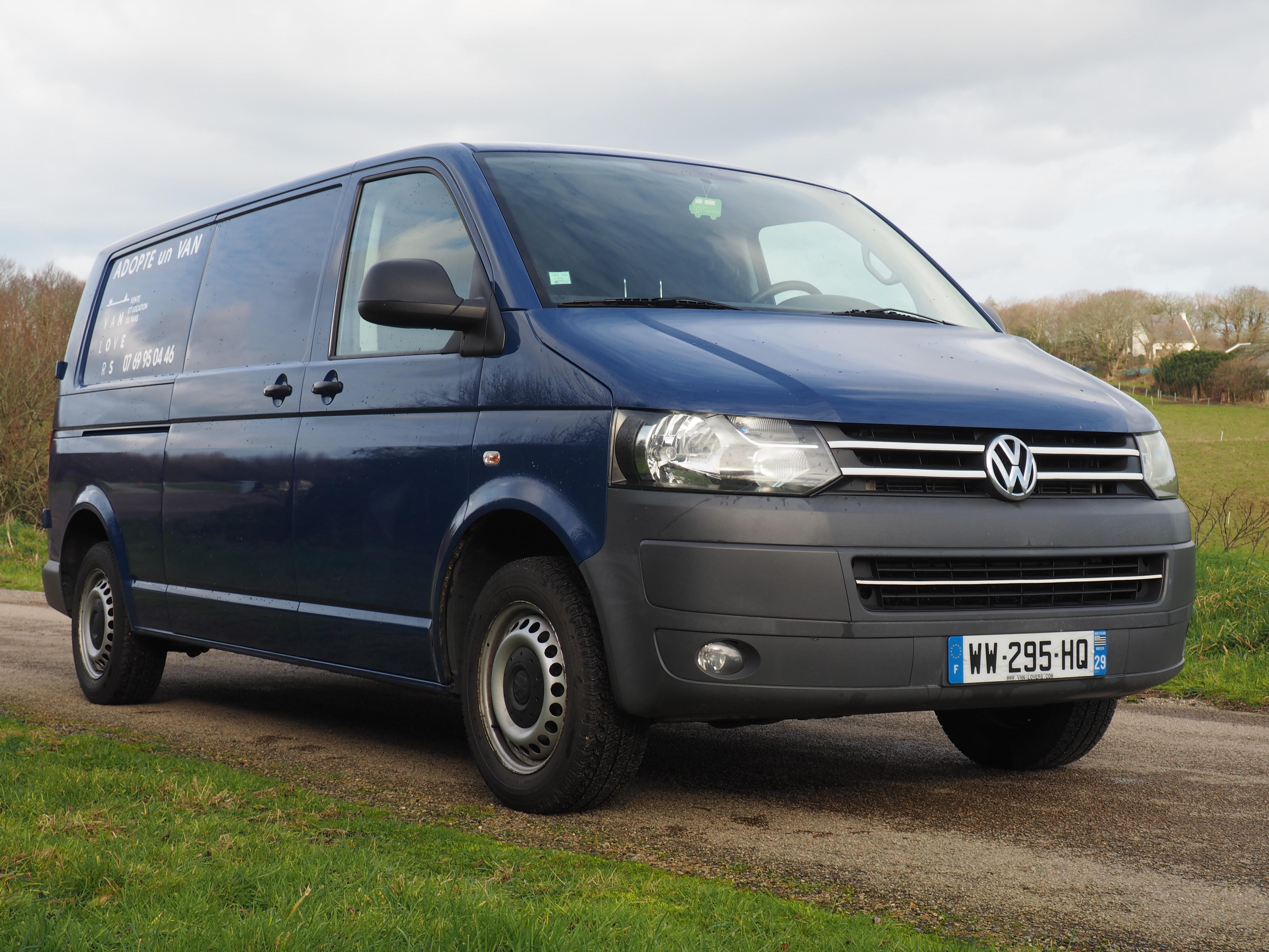 VW Transporter VU
