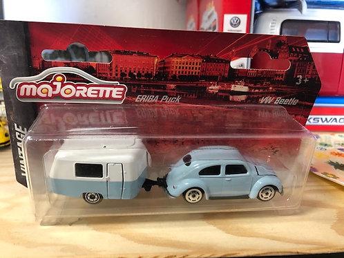 Majorette vintage trailer