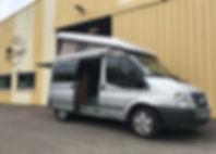 Ford Nugget Van Lovers Van Shop