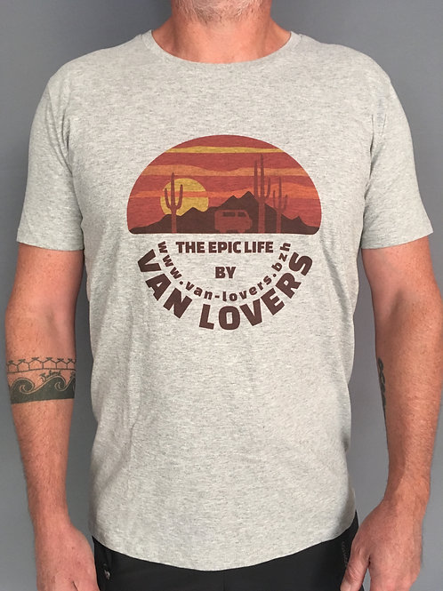 """T-shirt """"the epic life"""""""