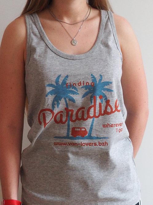 """Débardeur femme """"paradise"""""""