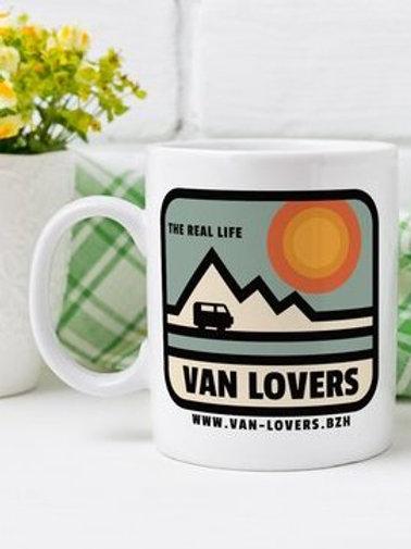 "Mug Van Lovers ""real life"""