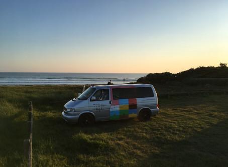 Nos 7 conseils pour un premier road trip en van aménagé