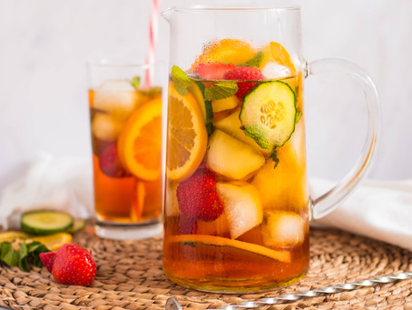 Summer means Pimm's – but it doesn't have to be same old, same old...