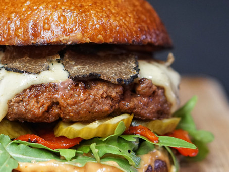It's BBQ season – so what better than a wine and burger pairing?!