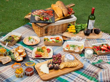 Heatwave pending… Here's our best picnic drinks pairings!