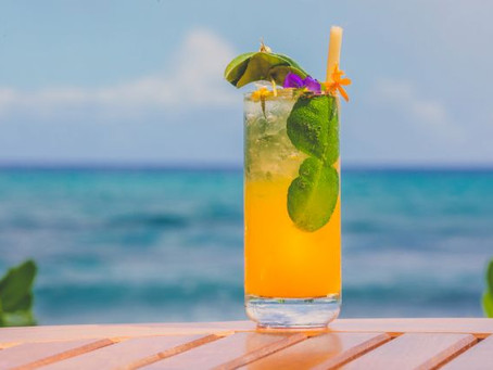 Whatever the weather, life's a beach – enjoy your summer with these beach-themed cocktails!