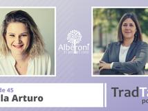 45 – Interview with Paula Arturo
