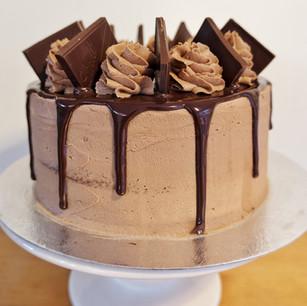 Lindt Chilli Chocolate Cake