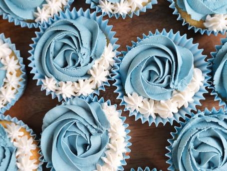 Dairy Free Vanilla Cupcakes