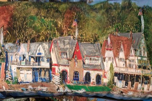 Philadelphia Boat House Row