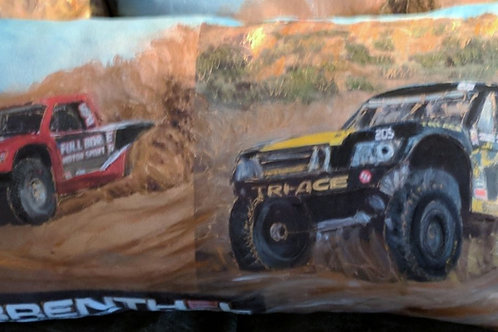 Double Trophy Trucks16x22