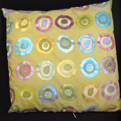 Designer  Circles 18x18