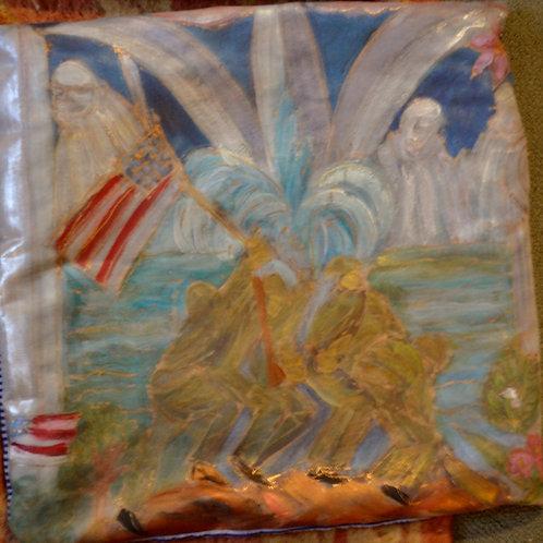 Iwo Jima 16 x16
