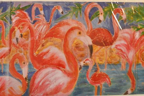 Flamingos Giclee