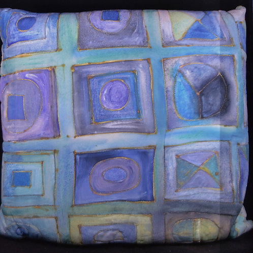 Mixed squares 4 /Peace 22x22