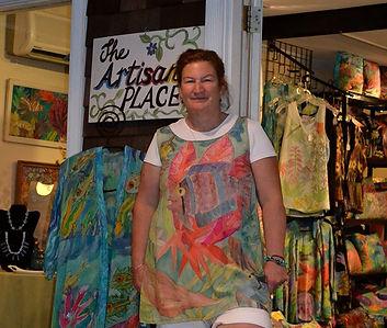 Jennifer Cauffman, artist