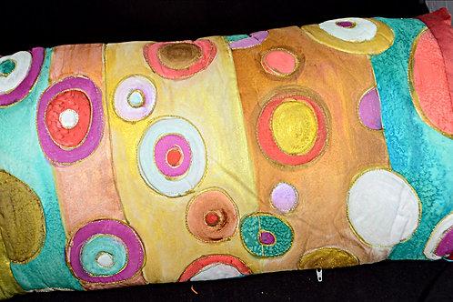 Floating Circles 14x24