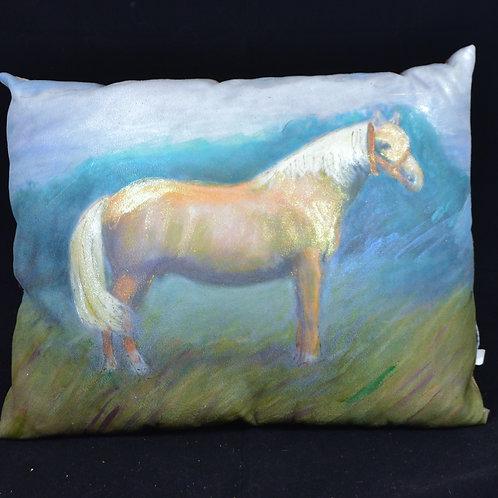 Palamino Horse1 14x 18