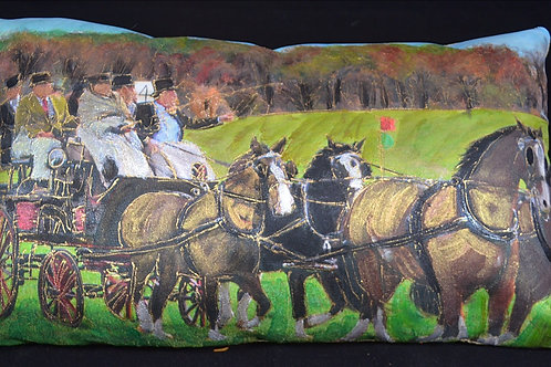 Carriage  of Horses -1 14 x22