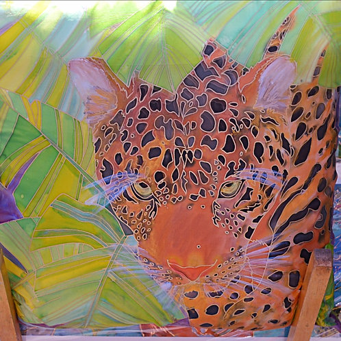 Cheetah in the Bush 18x24