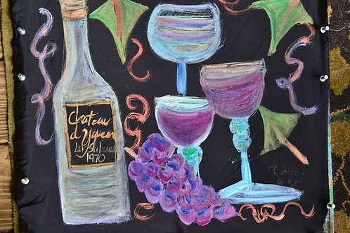 Wine Festivities 118x18