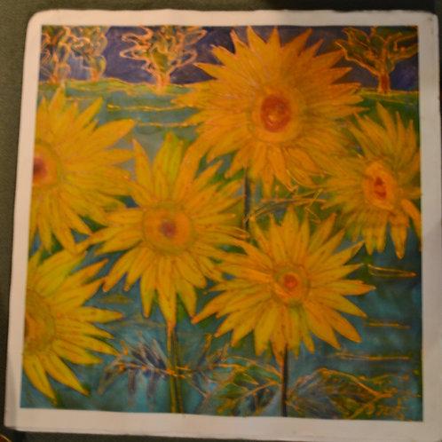 Sunflowers Giclee