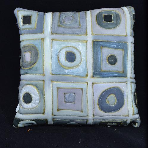 squares / circles  Gray 16x16