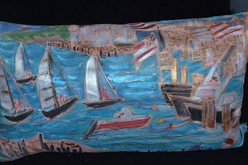 Nantucket Harbor 1 14x24