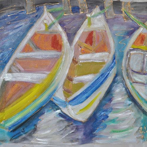 Row Boats 114x18