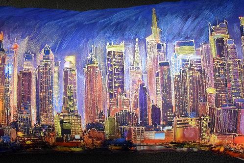 NY Skyline Night